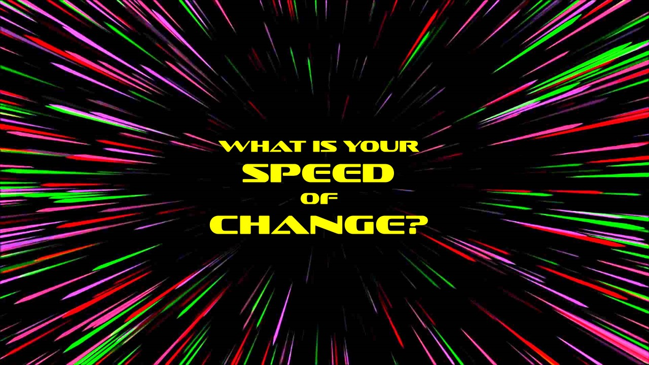 speed-of-change